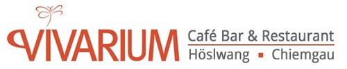 Cafe Bar und Restaurant Vivarium im Chiemgau